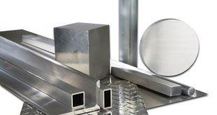 چهار پهلو آلومینیوم صنعتی