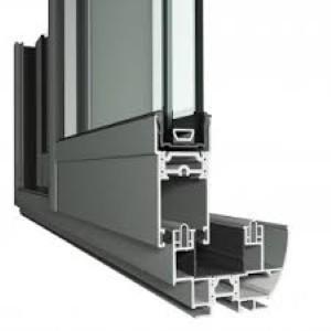 پروفیل آلومینیوم پنجره کشویی سری 60